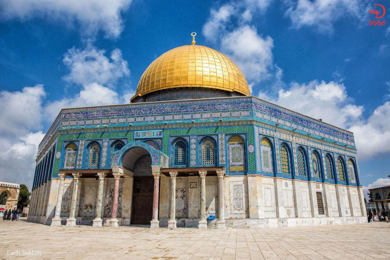مسجد صَخْره اورشلیم