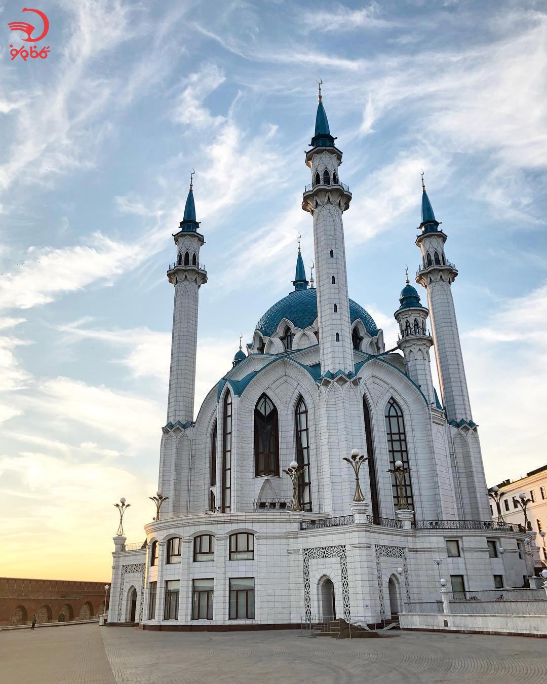 مسجد قل شریف روسیه