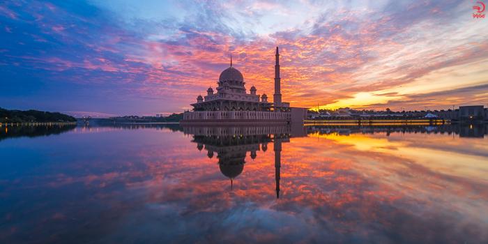 مسجد پوترا، مالزی