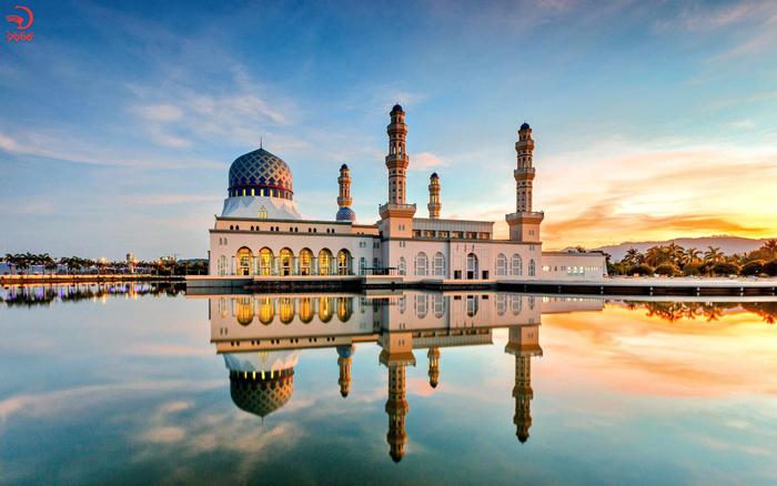 مسجد کوتاکینابالو سیتی، مالزی