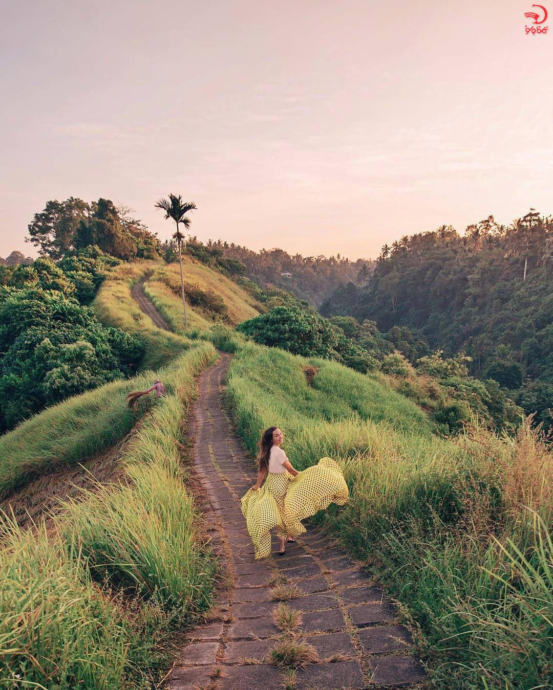 مسیر کمپوهن ریج بالی