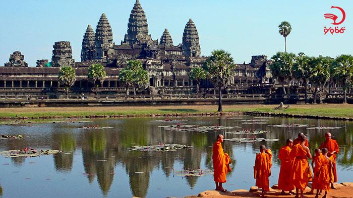 معبد انگکور وات، کامبوج