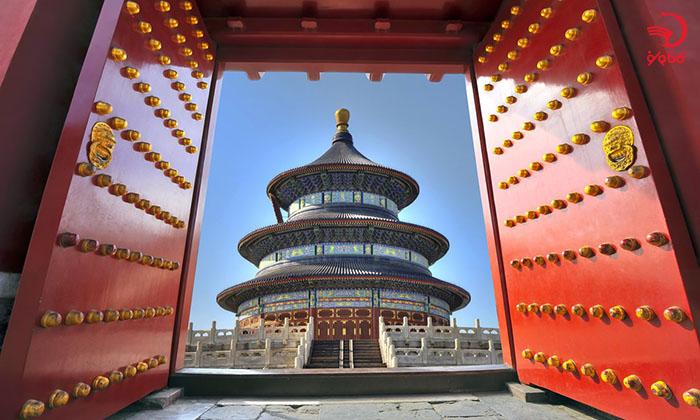معبد بهشت، پکن، چین