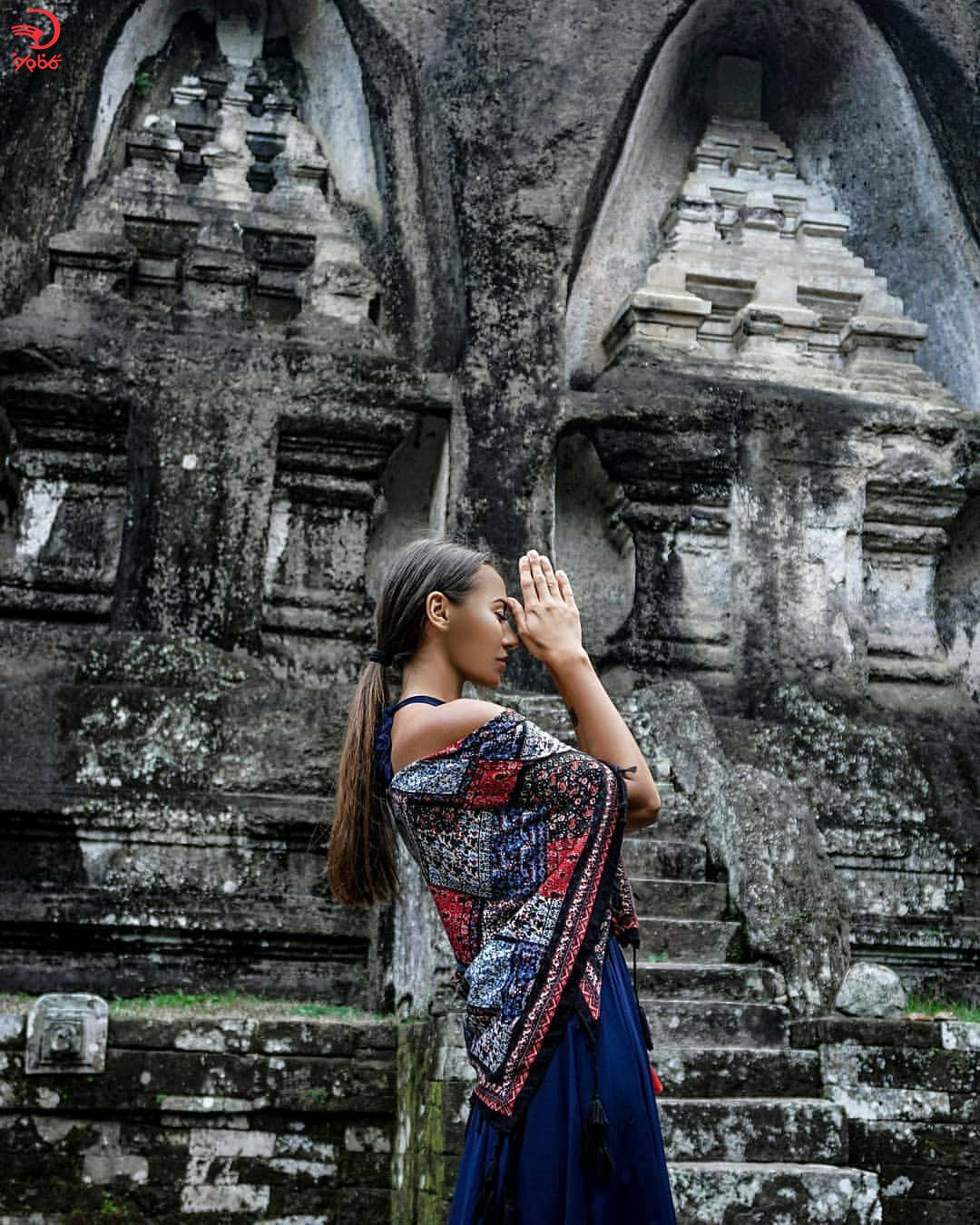 معبد گونونگ کاوی بالی