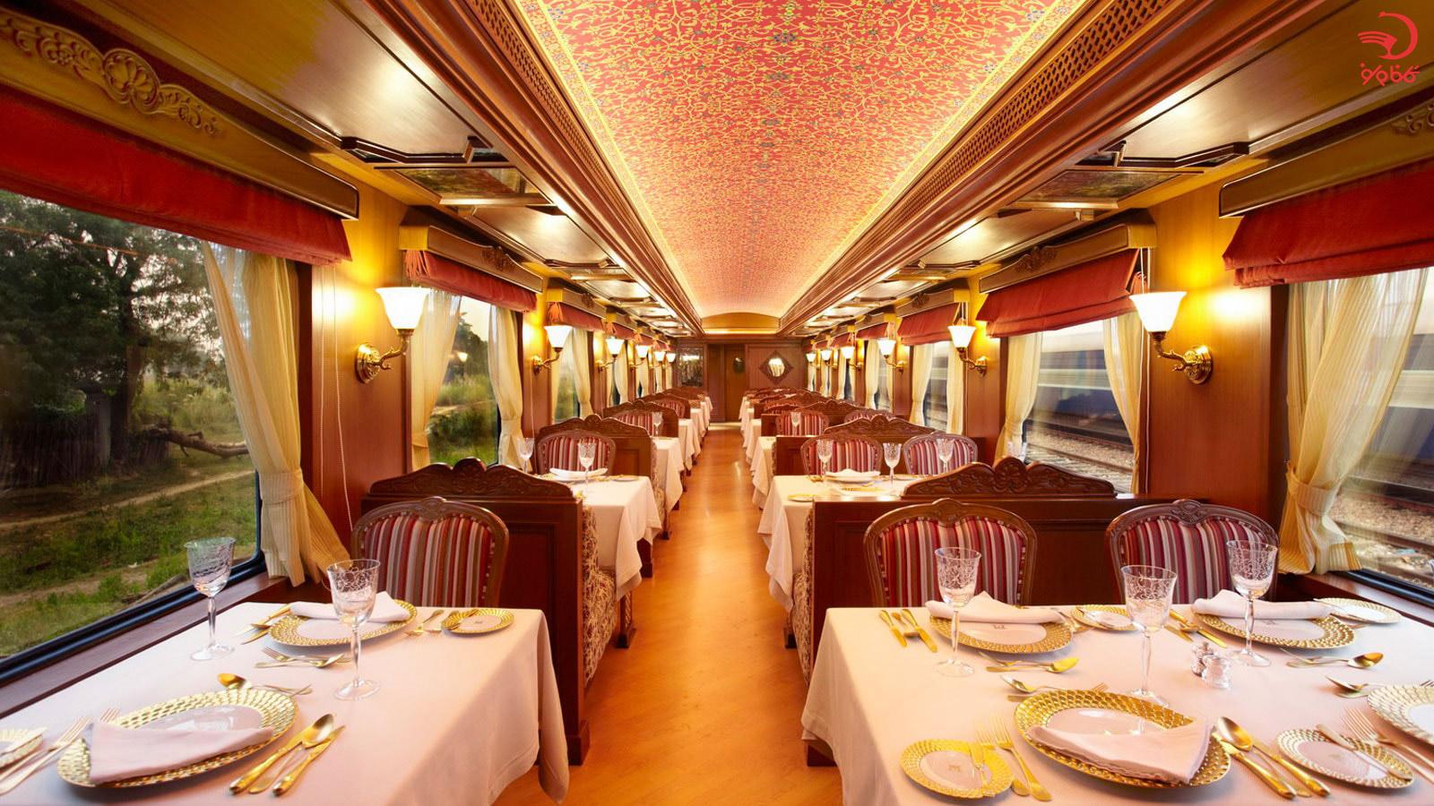 هتل قطار مهاراجه اکسپرس