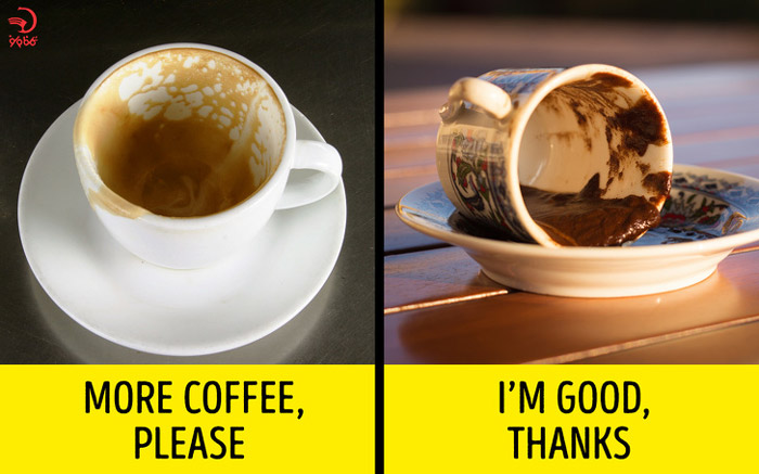 نحوه قهوه خوردن در خاورمیانه را بدانید