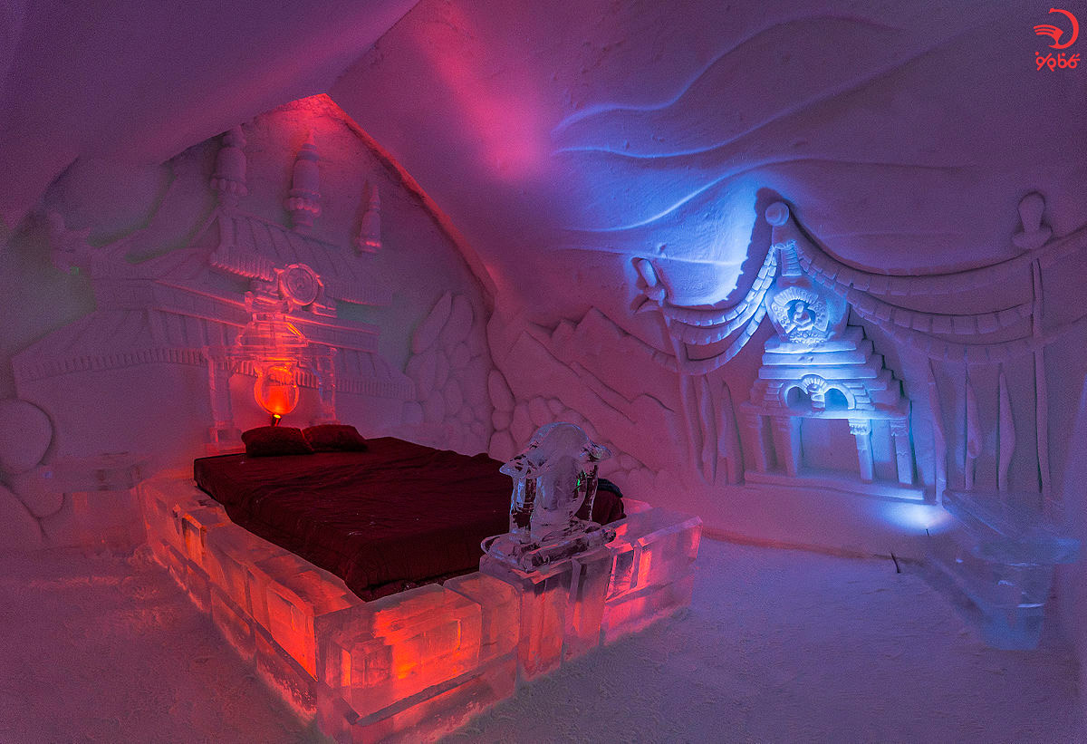 عجیب ترین هتل های جهان