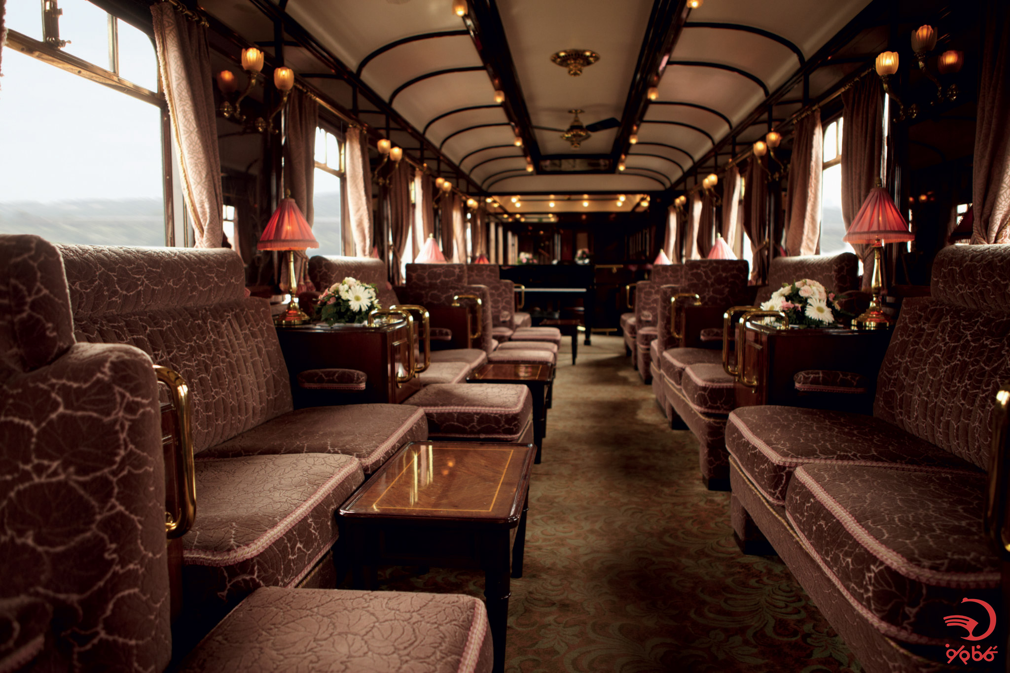بازدید از قطار سیمپلون اوریِنت اکسپرس