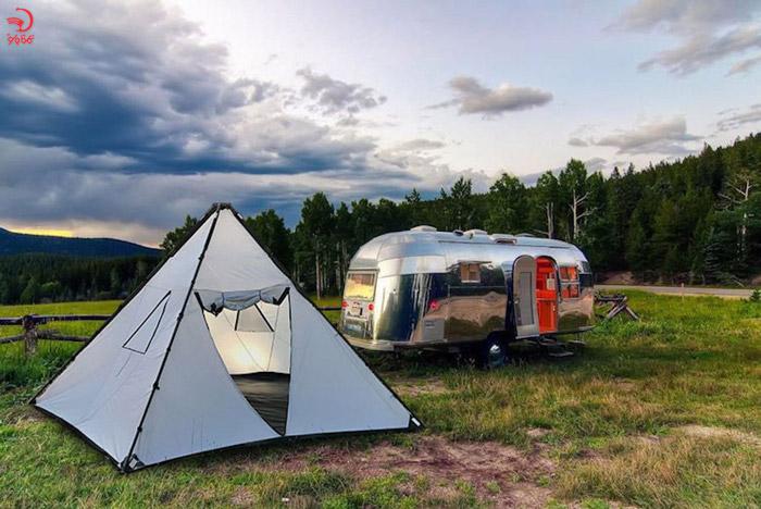 ننو یا چادر سفری