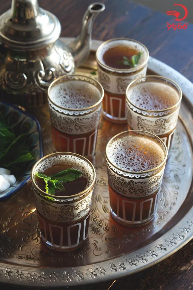 چای سیاه مراکش