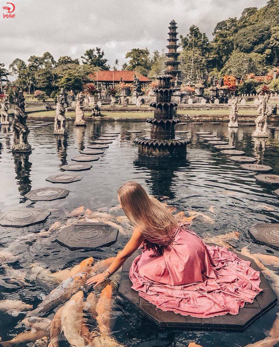 کاخ آب تیترا گانگا بالی