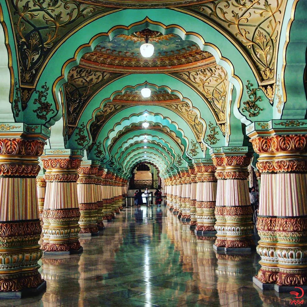 آشنایی با کاخ میسور، هند