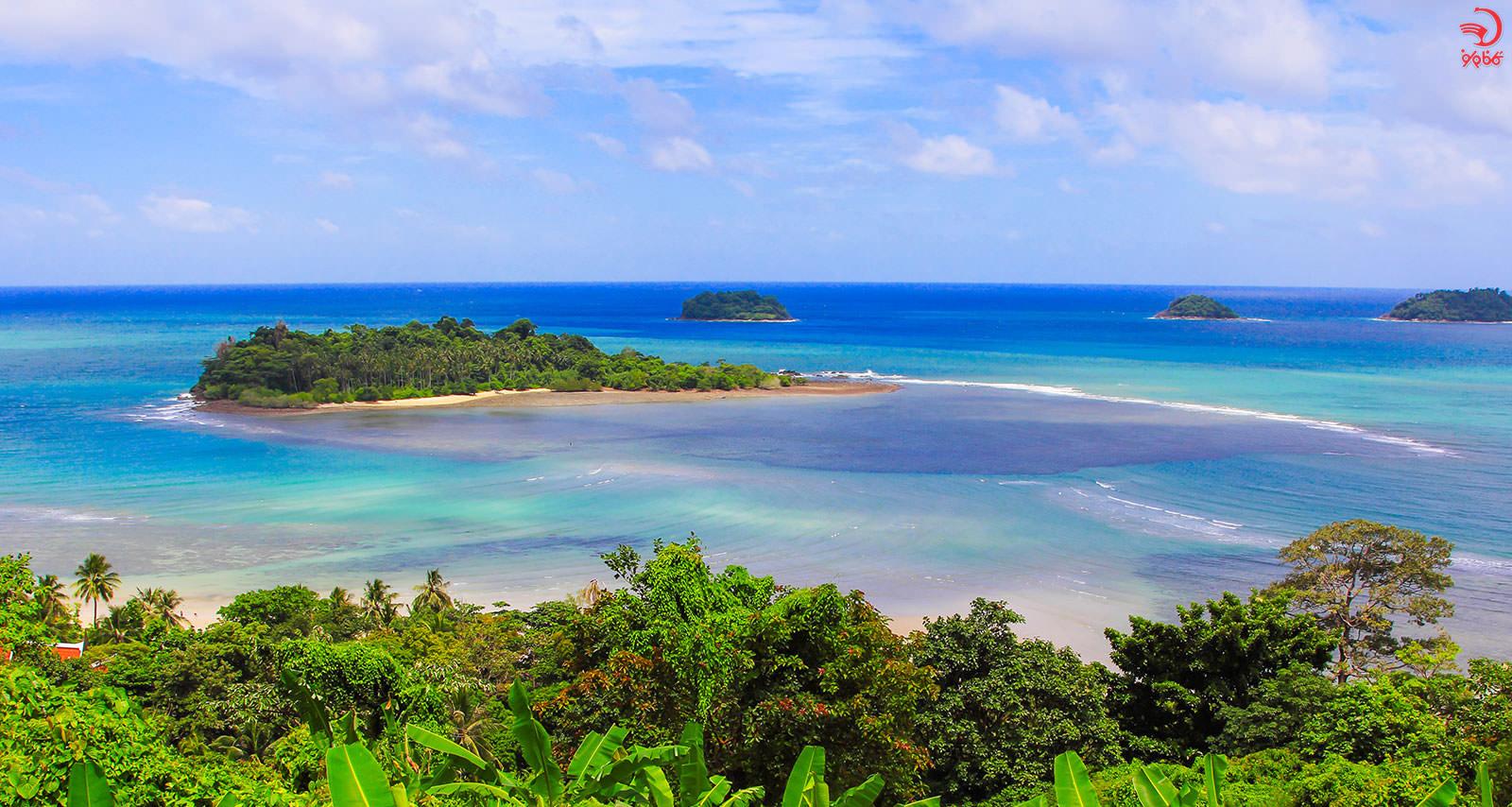 بهشت مخفی تایلند