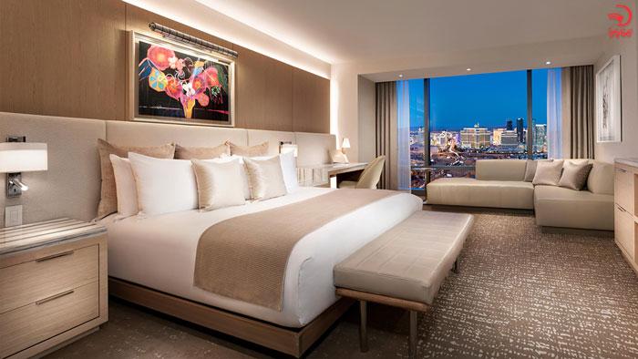 اتاق کینگ در هتل