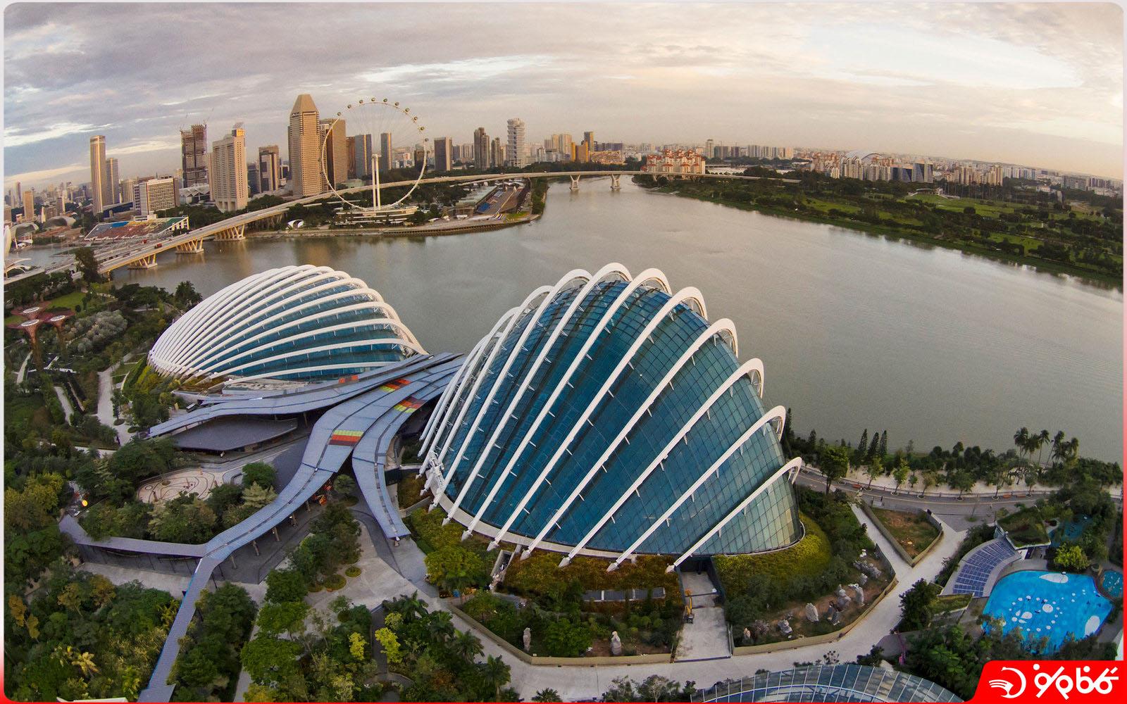 گران ترین شهر دنیا برای زندگی، سنگاپور
