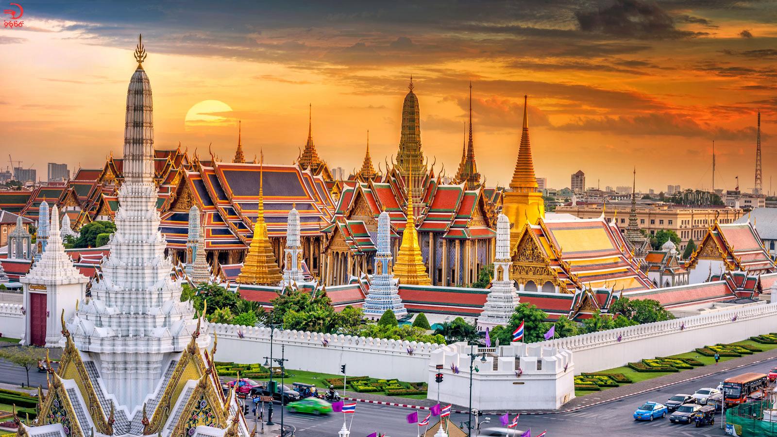 گرند پالاس، بانکوک، تایلند
