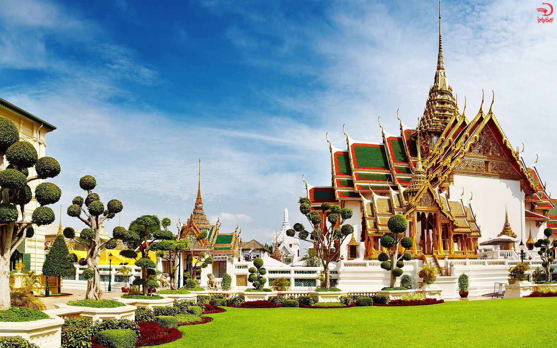 آشنایی با گرند پالاس، بانکوک، تایلند