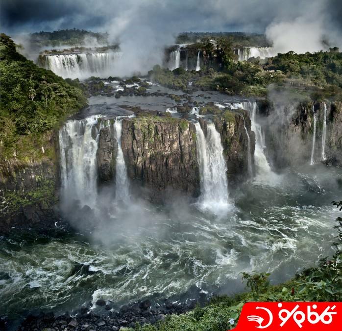آبشار ایگوازو (Iguazu)