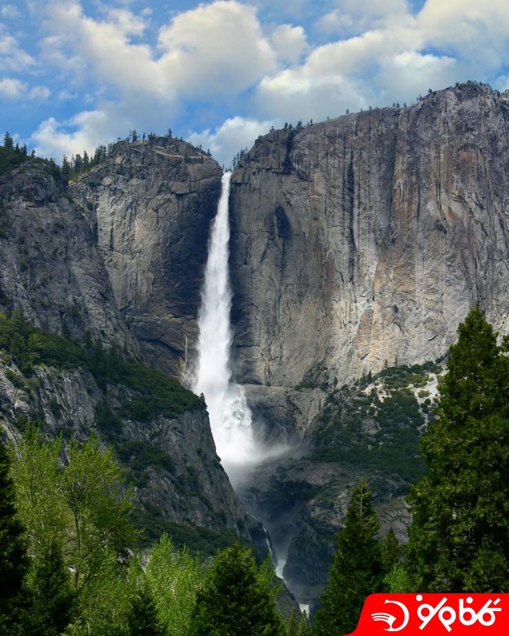 آبشار یوسمیتی (Yosemite)