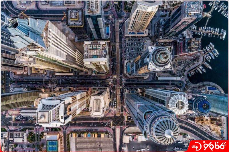 زیباترین عکس های هوایی جذاب