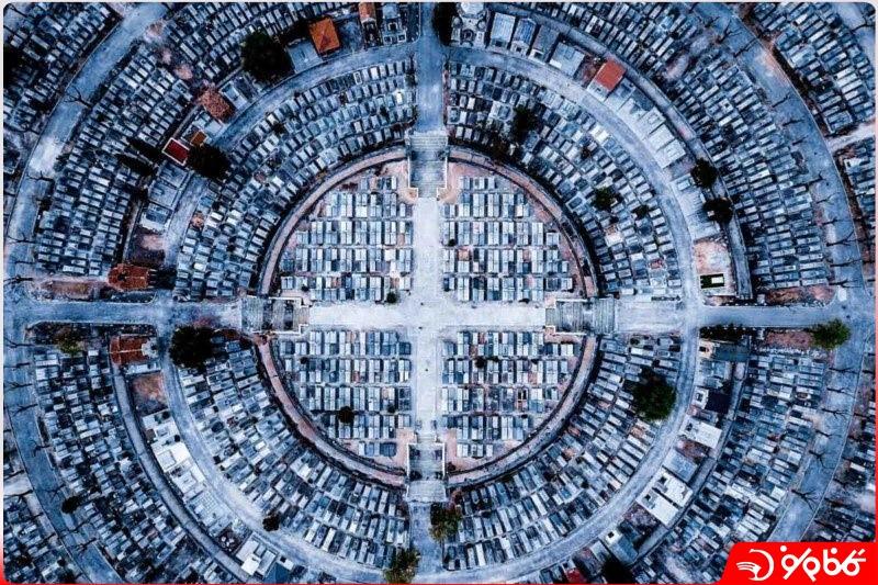 زیباترین تصاویر هوایی