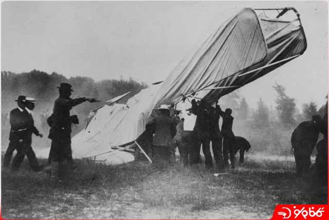 اولین عکس از حادثه طبیعی