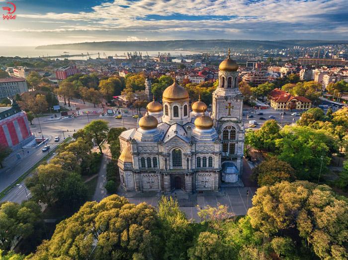 موقعیت جغرافیایی بلغارستان