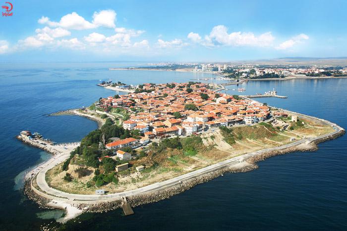 جزیره نسیر بلغارستان