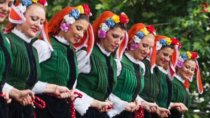 فرهنگ مردم بلغارستان