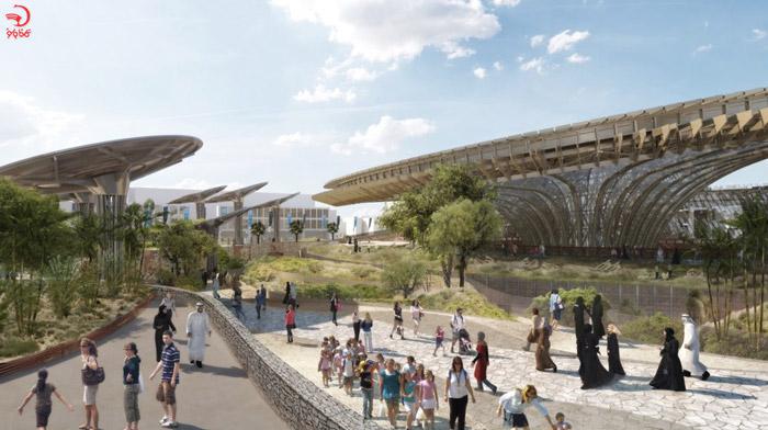 غرفه های نمایشگاهی اکسپو 2020 دبی