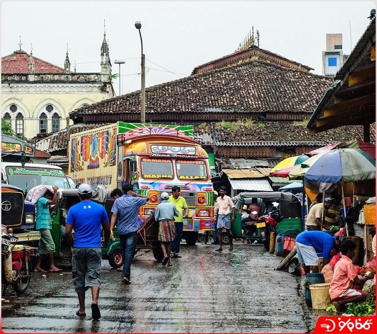 بازار پتا (Pettah)
