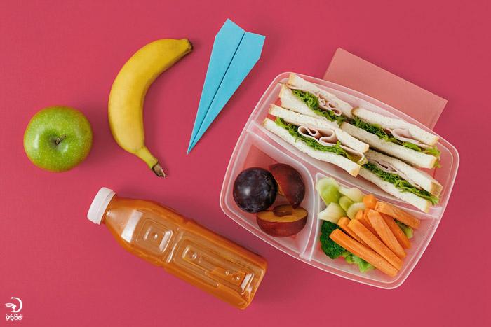 رژیم غذایی متعادل در سفر