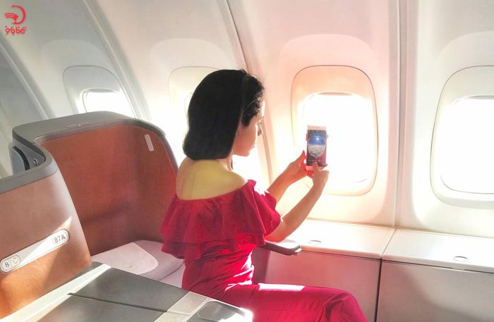 لباس های جیب دار در پرواز های طولانی