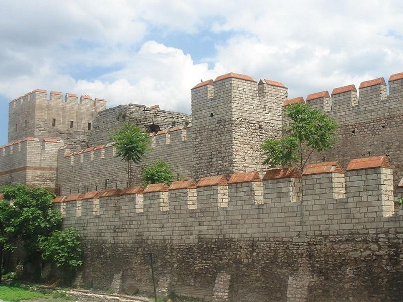 دیوار های تئودوسیوس