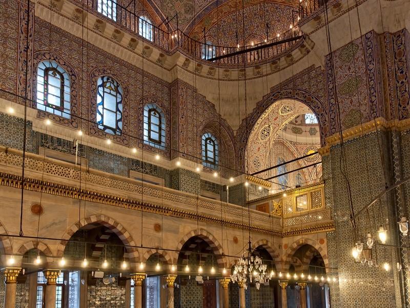 تاریخچه ی مسجد جدید