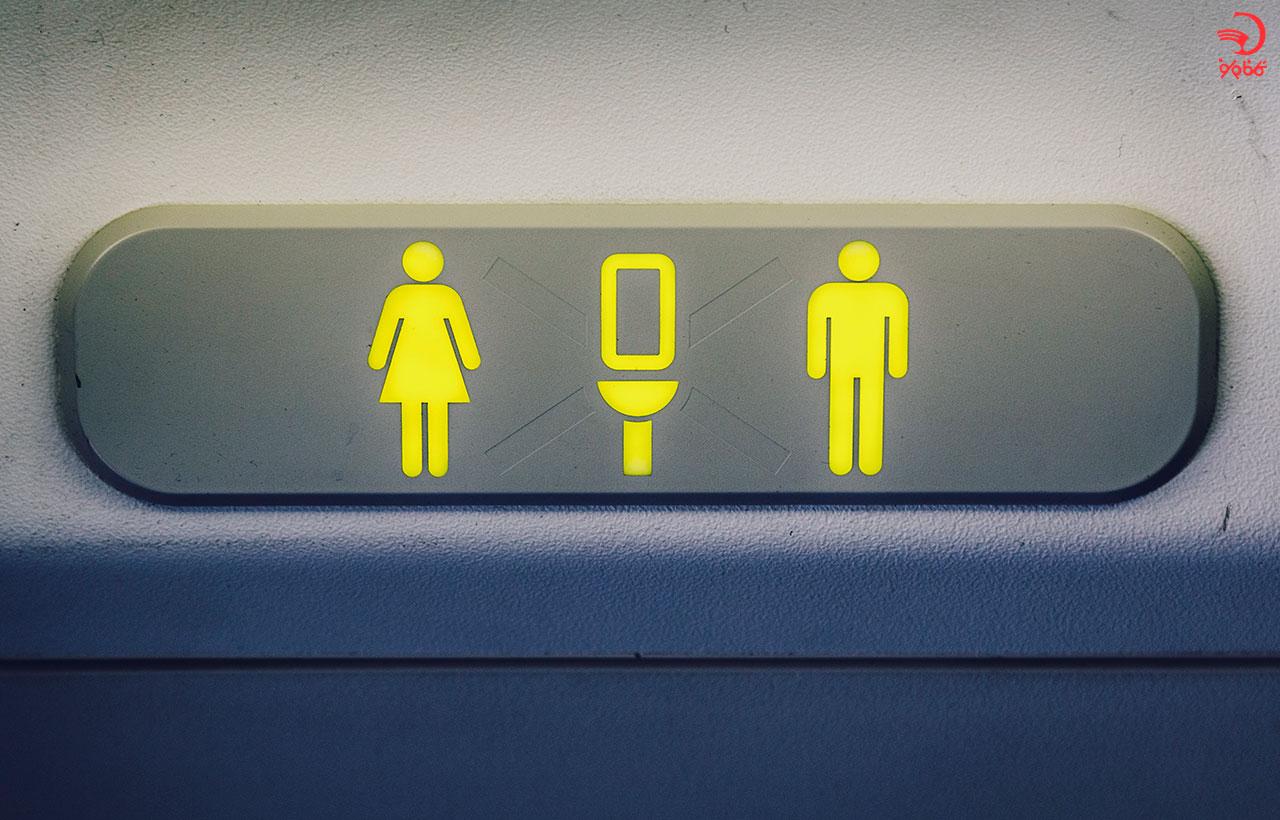 درباره ی سرویس بهداشتی هواپیما
