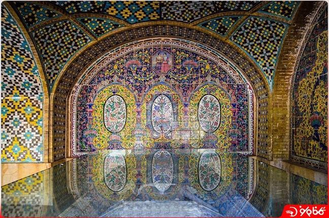 مزار ناصرالدین شاه قاجار
