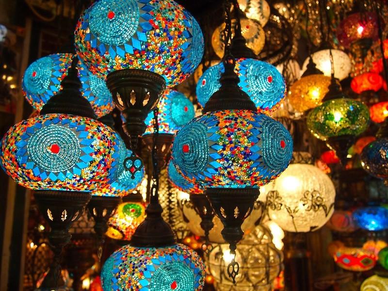 تاریخچه ی بازار بزرگ استانبول