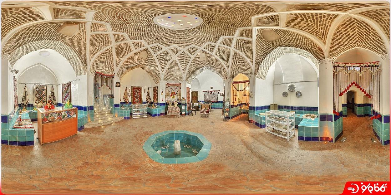 حمام از زمان قاجار در تهران