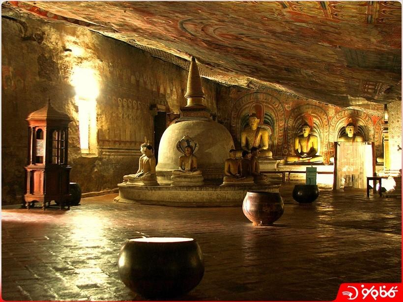 معبد غاري دامبولا)معبد طلايي دامبولا(