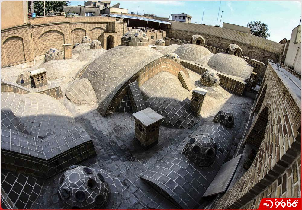 قدیمی ترین حمام تهران