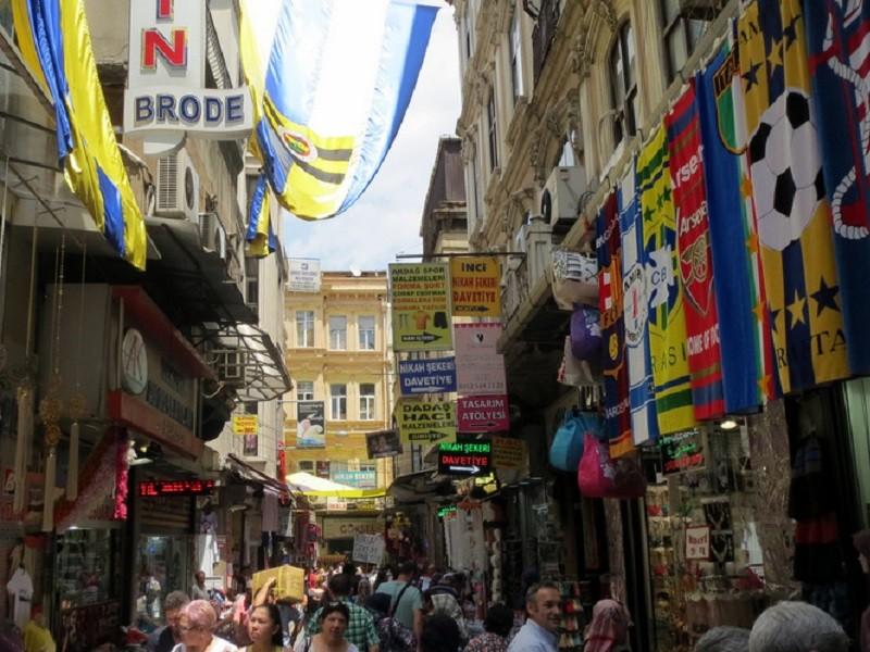 معماری بازار بزرگ استانبول
