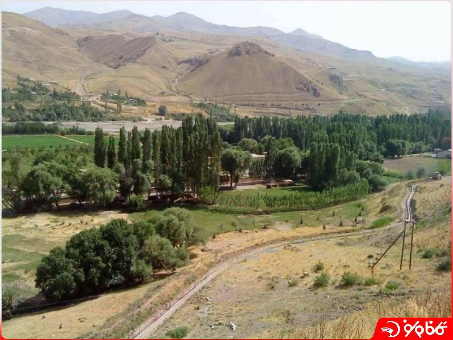 روستای ایستا ایران