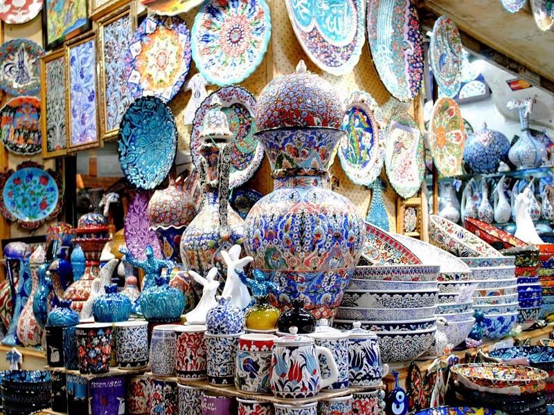 تاریخچه ی اجتماعی بازار بزرگ استانبول