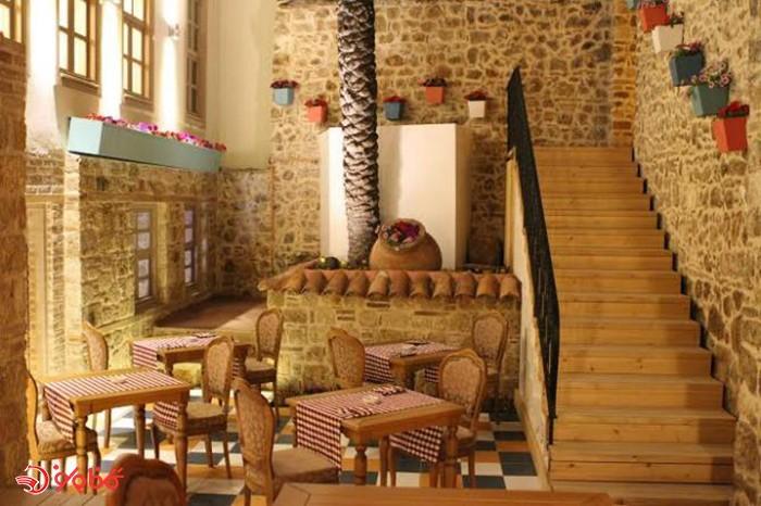 رستوران پاسیو بیسترو