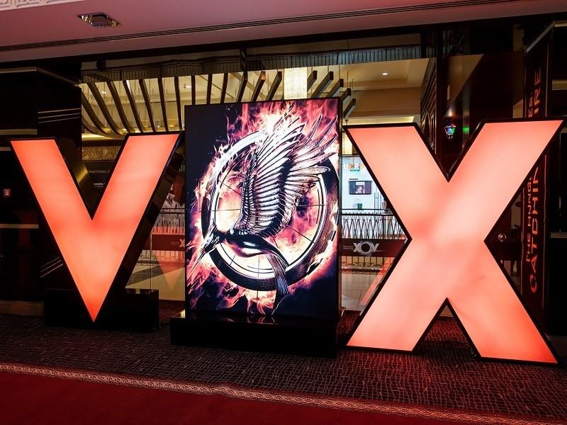 سینماهای وُکس (VOX)