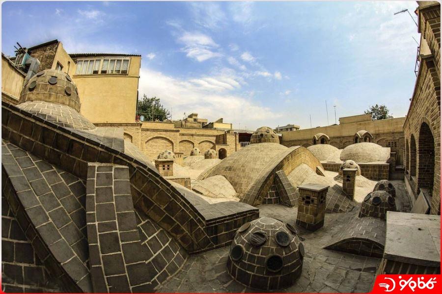 حمام از زمان قاجار