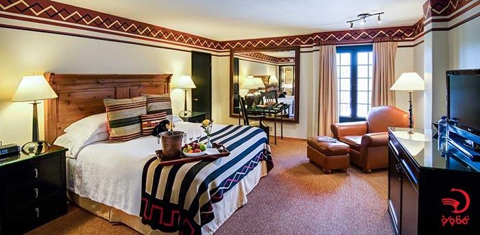 نظافت اتاق های هتل