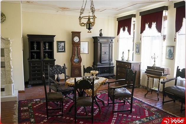 موزه و خانه آتاتورک -Ataturk House & Museum