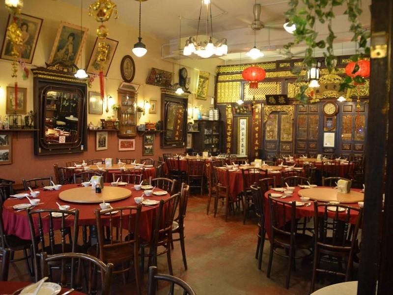 رستوران های کوالامپور